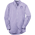 Men's Wine Steward Plaid Shirt