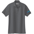 Albertsons Ladies Short-Sleeve Polo Shirt