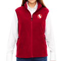 Ladies Voyage Fleece Vest