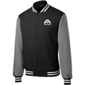 Sport-Tek Fleece Letterman Jacket