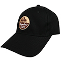 Signature Cafe Hat - Black